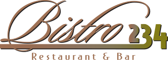 Bistro 234 Restaurant and Bar Logo